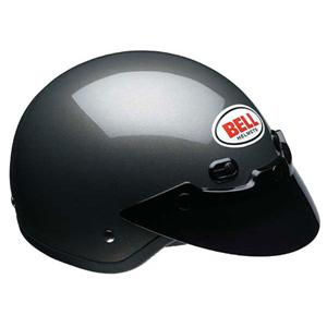 Bell Shorty Motorcycle Half Helmet