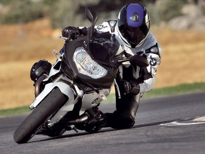 BMW HP2 Sport Motorcycle