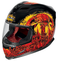 Icon Airframe Motorcycle Helmet