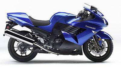 Kawasaki ZX-14 Motorcycle