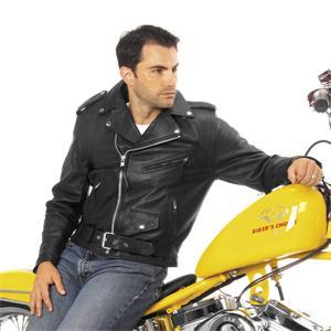 River Road Basic motorcycle Jacket