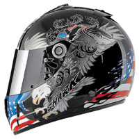 Shark RSX Motorcycle Helmet
