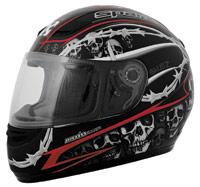 SparX S-07 Motorcycle Helmet