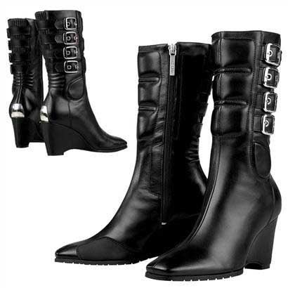 womens motorcycle gear - boots