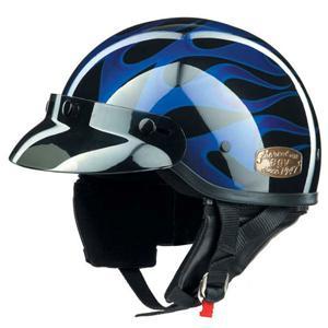 AGV Thunder Motorcycle Half Helmet