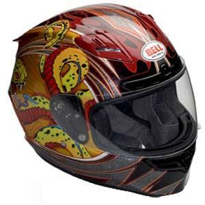 Bell Star Viper Motorcycle Helmet