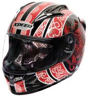 XSpeed XF706 Motorcycle Helmet
