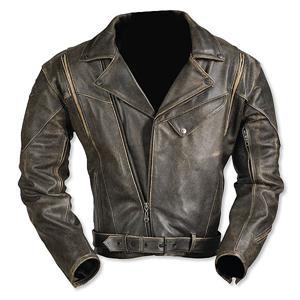 Teknic Rebel Leather motorcycle jacket