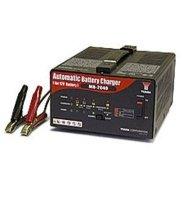 Yuasa large motorcycle battery charger