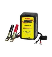 Yuasa 12 volt motorcycle battery charger