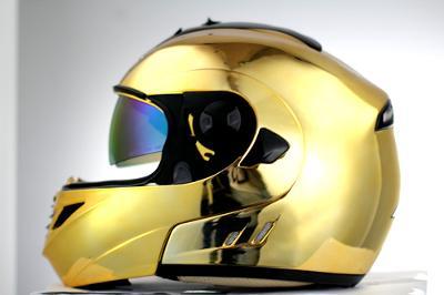 Masei Gold Helmets
