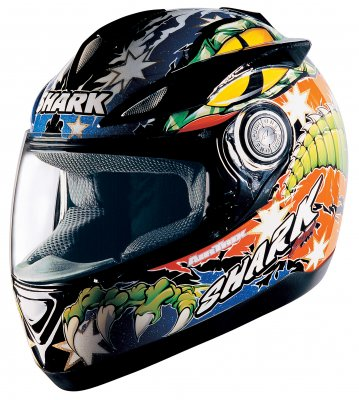 Shark S500 Air Corser motorcycle helmet